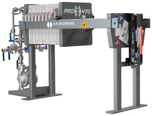 New Mw Watermark Pro x Filter Press 470mm 1 Expandal To 2 Cuft Buy Or Rent