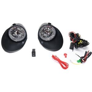 Fog Light For 2007 2013 Toyota Tundra Front Driver And Passenger Side
