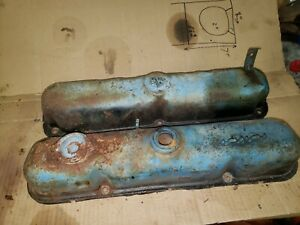 Mopar Small Block Valve Covers 318 340 360 Dodge Plymouth