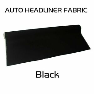 Auto Upholstery Roof Headliner Replacement Foam Backing Anti Aging Stain 68 X60
