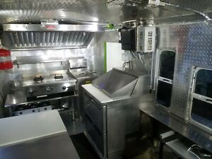 Food Trailer Food Truck Concession Trailer Mobile Kitchen
