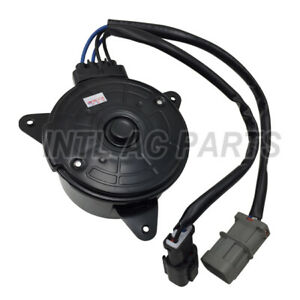 New Cooling Air Conditioning Electric Ac Blower Motor For Nissan Versa Note