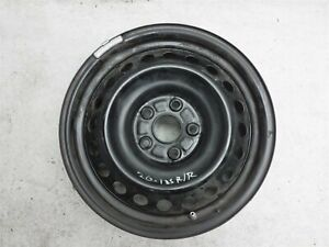 2018 Toyota Camry Steel Wheel Rim Disc 42611 06d90 Scratched