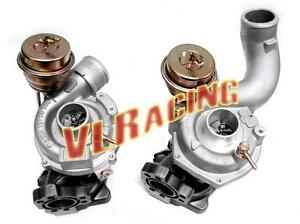 Twin Turbo Charger For Audi A6 Quattro Allroad 2 7l 99 04 K04 025 K04 026