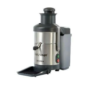 Robot Coupe J80 Ultra Commercial Automatic Juicer