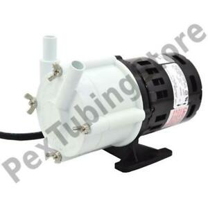 1 md Magnetic Drive Pump For Mildy Corrosive 1 70 Hp 115v