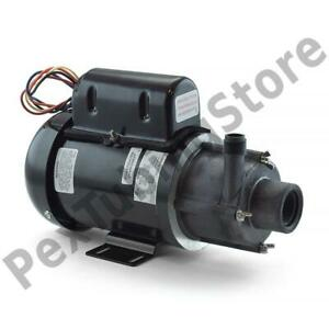 Te 5 md hc Magnetic Drive Pump For Highly Corrosive 1 8 Hp 115 230v