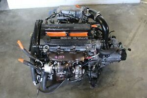 Jdm Mazda Protege Bp Turbo Motor 1 8l Engine Awd 5 Speed Manual Transmission