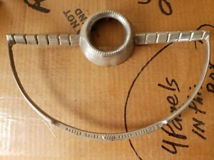 1955 Ford New Power Steering Horn Ring 55 Fairlane Sunliner Crown Victoria