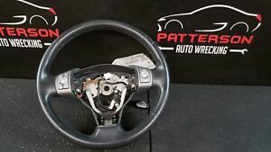 2007 Toyota Rav 4 Leather Wrapped Steering Wheel