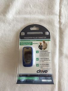 Airial Fingertip Pulse Oximeter For Adult And Pediatric New With Box