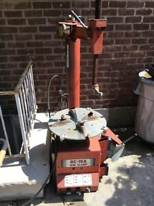 Coats Rc 15a Tire Changer Machine Used