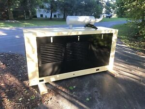 Kohler 30rz 30kw Generator Water Cooled Low Hours Home Standby