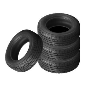 4 X New Nitto Ntsn2 Winter 195 65r15 91t Tires