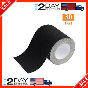 Safety Anti Slip Tape 6 X 30 Roll High Traction Friction Non Skid Boat Stairs