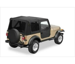 Bestop For Replace A Top Fabric Only Soft Top Jeep 1988 1995 Wrangler