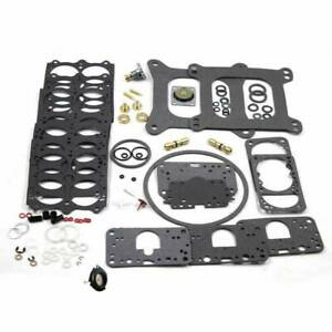 For Holley 4160 Performance Carburetor Rebuild Kit Vacuum Secondary 600 750