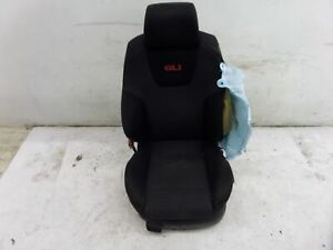Vw Jetta Gli 20th 20ae Left Front Recaro Seat Mk4 00 05 Oem Blown Srs Bag