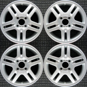 Ford Focus Painted 15 Oem Wheel Set 2000 To 2004
