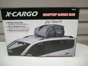 Sears Thule X Cargo 13 Cubic Foot Soft Side Carrier Open Box New