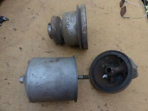 Dodge Hemi 241 270 315 325 Crank Pully Street Rod Hot Rat Project 392