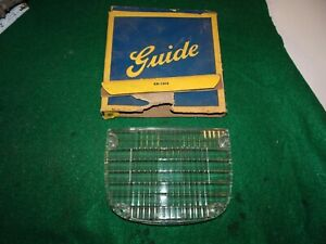 1958 Cadillac Fog Light Lens Nos Guide A5 58