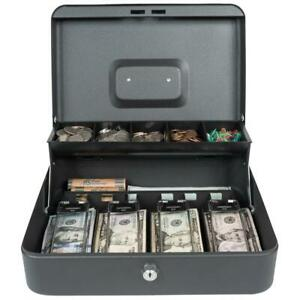 Royal Sovereign Tiered Tray Deluxe Cash Box