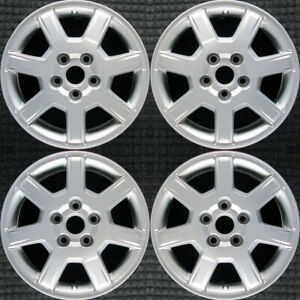 Cadillac Cts Painted 16 Oem Wheel Set 2005 To 2007