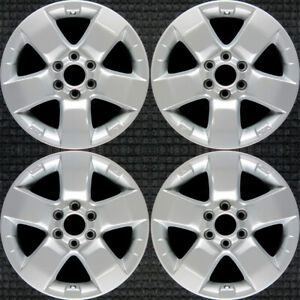 Nissan Frontier Painted 16 Oem Wheel Set 2009 To 2014