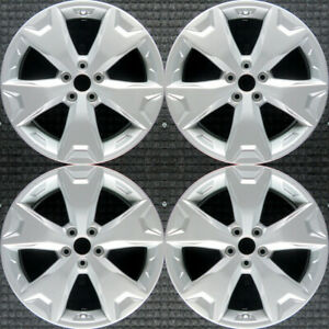 Subaru Forester Painted 17 Oem Wheel Set 2014 To 2016