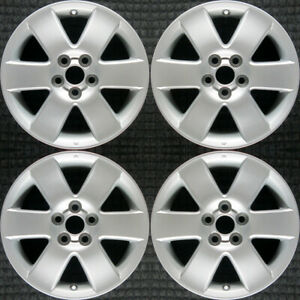 Toyota Corolla Painted 15 Oem Wheel Set 2003 To 2008