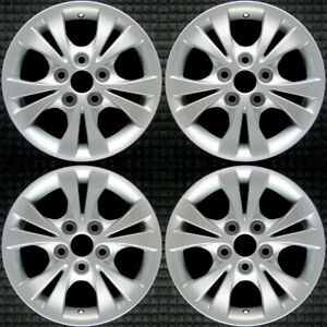 Toyota Camry Painted 15 Oem Wheel Set 2005 To 2006
