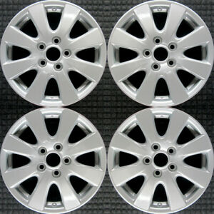 Toyota Camry Painted 16 Oem Wheel Set 2007 To 2011