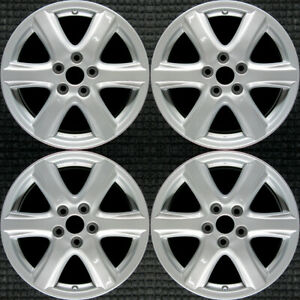 Toyota Camry Painted 17 Oem Wheel Set 2007 To 2010