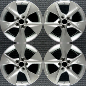 Toyota Camry Painted 18 Oem Wheel Set 2012 To 2014