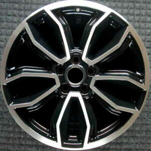 Ford Mustang Machined 19 Inch Oem Wheel 2013 To 2014