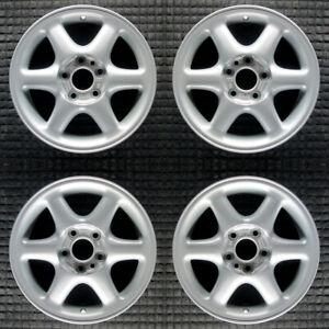 Volvo 850 Painted 15 Oem Wheel Set 1994 To 2000