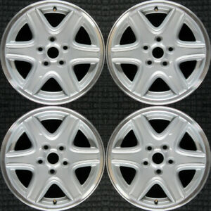 Jeep Liberty All Silver 16 Oem Wheel Set 2002 To 2004