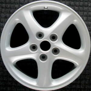 Mazda Protege All Silver 16 Inch Oem Wheel 2001 To 2003