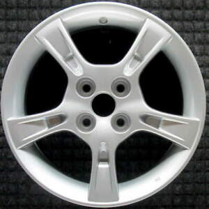 Mazda Protege Painted 15 Inch Oem Wheel 2002 To 2003