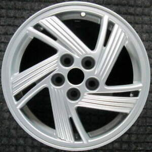 Pontiac Sunfire Painted 15 Inch Oem Wheel 2000 To 2002
