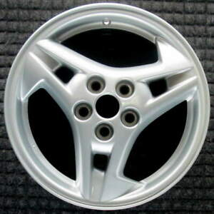 Pontiac Sunfire Painted 15 Inch Oem Wheel 2003 To 2005