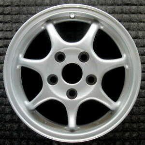 Toyota Camry All Silver 14 Inch Oem Wheel 1992 To 1995