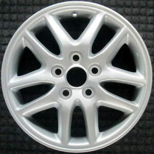 Toyota Camry Painted 16 Inch Oem Wheel 2000 To 2001