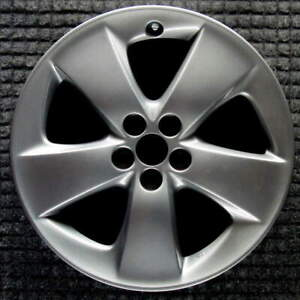 Toyota Prius Charcoal 17 Inch Oem Wheel 2010 To 2015