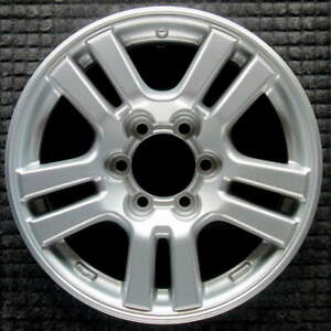 Toyota Tacoma All Silver 18 Inch Oem Wheel 2012 To 2015