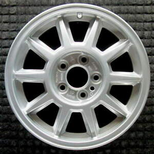 Volvo 740 Painted 15 Inch Oem Wheel 1983 To 1988