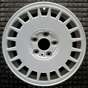Volvo 760 Painted 15 Inch Oem Wheel 1988 To 1998