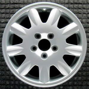 Volvo S60 Painted 15 Inch Oem Wheel 2001 To 2009