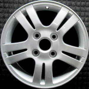 Suzuki Forenza Painted 15 Inch Oem Wheel 2006 To 2008